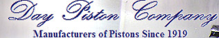 Day Piston Company - Manufacturers of Pistons Since 1919